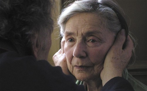 "Emmanuelle Riva in ""Amour."""